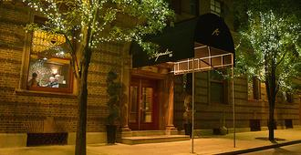 Alexander Inn - Philadelphia - Building