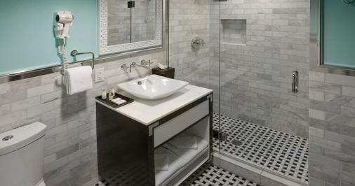El Cortez Hotel and Casino - Las Vegas - Bathroom