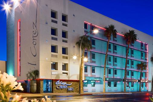 El Cortez Hotel and Casino - Las Vegas - Building