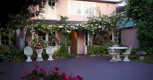 Martine Inn - Pacific Grove - Building