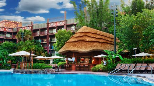 Disney's Animal Kingdom Villas - Jambo House - Lake Buena Vista - Pool