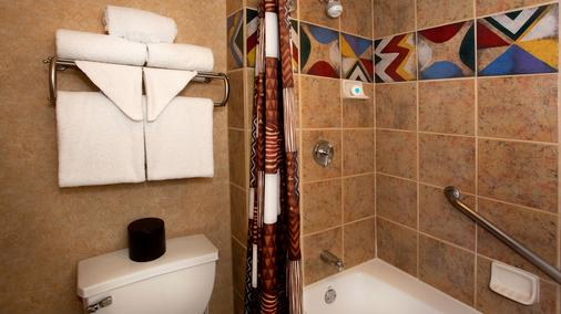 Disney's Animal Kingdom Villas - Jambo House - Lake Buena Vista - Bathroom