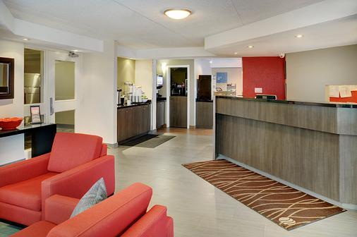 Comfort Inn - Ottawa - Lobby