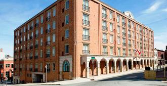 Residence Inn by Marriott Halifax Downtown - Halifax - Building