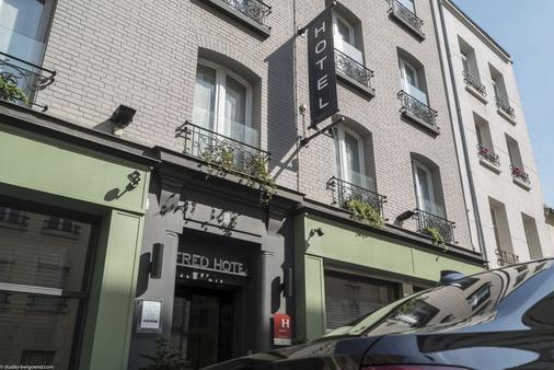 Fred Hotel - Paris - Building
