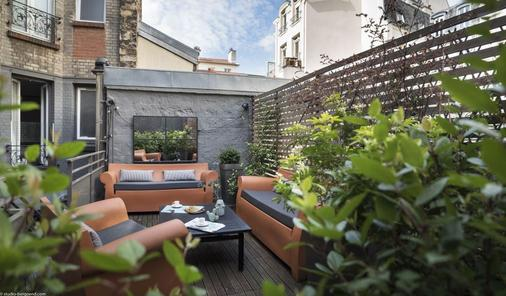 Fred Hotel - Paris - Rooftop