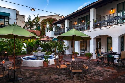 Spanish Garden Inn - Santa Barbara - Building