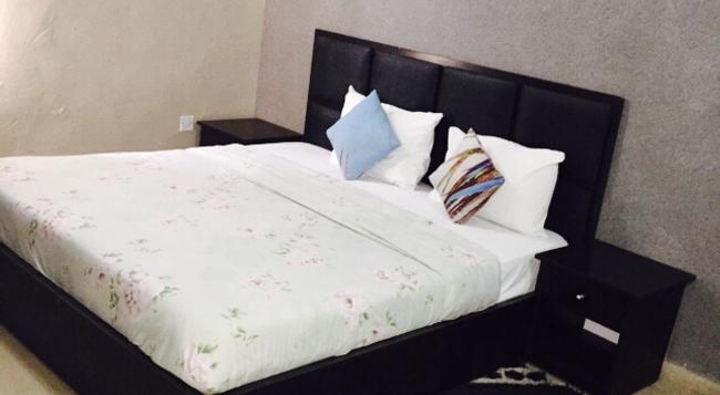 Western Dreams Hotel - Abuja - Bedroom