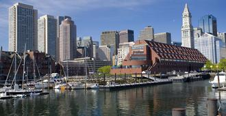 Boston Marriott Long Wharf - Boston - Building