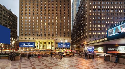 Hotel Pennsylvania - New York - Building