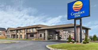 Comfort Inn - Windsor - Building
