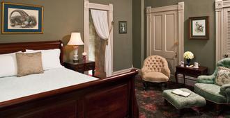 Devereaux Shields House - Natchez - Bedroom