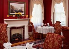 Devereaux Shields House - Natchez - Restaurant