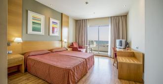 Hotel Gandía Palace - Gandia - Bedroom