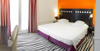 Grand Tonic Hotel Biarritz - Biarritz - Bedroom