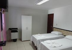 Pousada Damasco - Brasília - Bedroom