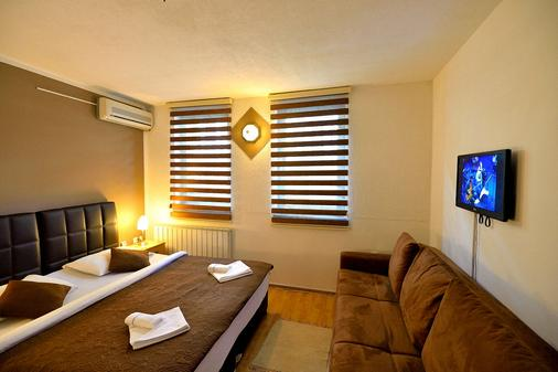 Samm Seher Hotel - Sarajevo - Bedroom