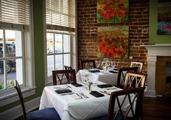 The Marshall House - Savannah - Restaurant