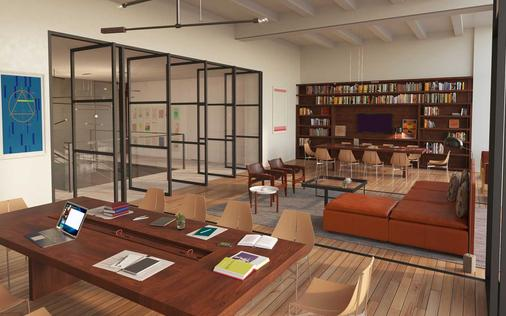 Arlo SoHo - New York - Living room
