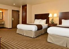 Yellowstone Westgate Hotel - West Yellowstone - Bedroom