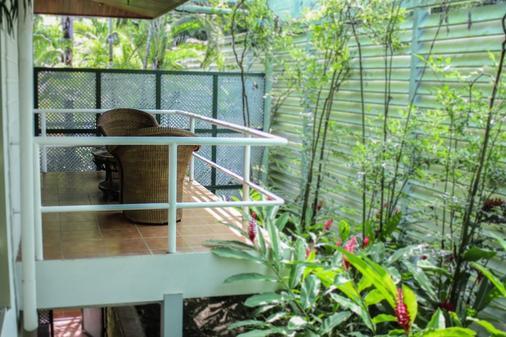 Hotel Villas Lirio - Manuel Antonio - Balcony