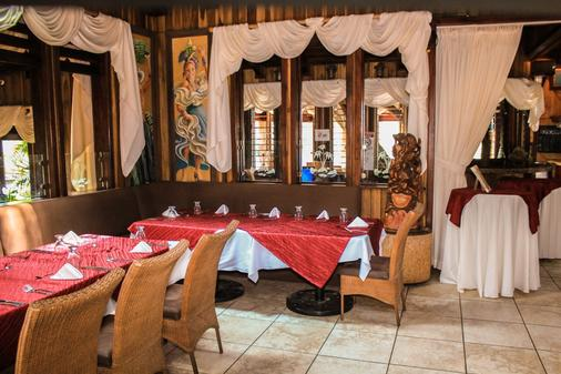 Hotel Villas Lirio - Manuel Antonio - Restaurant