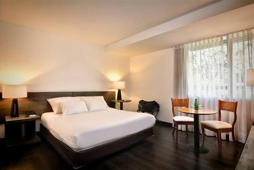 Eurotel Providencia - Santiago - Bedroom
