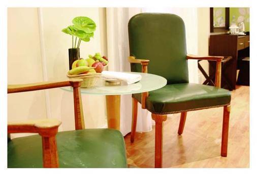 Hotel Makedonia - London - Living room