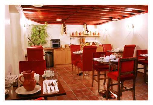 Hotel Makedonia - London - Restaurant