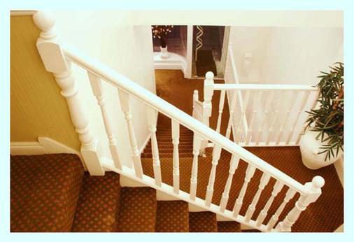 Hotel Makedonia - London - Stairs