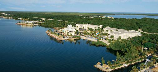 Key Largo Bay Marriott Beach Resort - Key Largo - Outdoor view