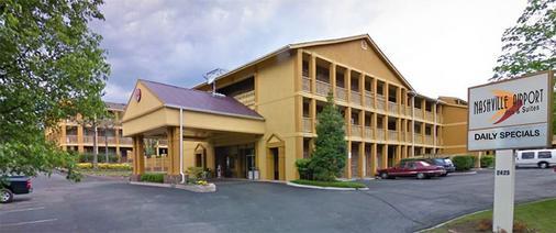 Nashville Airport Inn & Suites - Nashville - Building