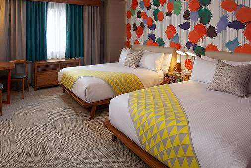The Kinney - Venice Beach - Los Angeles - Bedroom