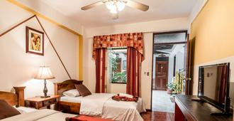 Hotel Inca Real - San Jose - Bedroom