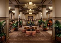 The Francis Marion Hotel - Charleston - Lobby
