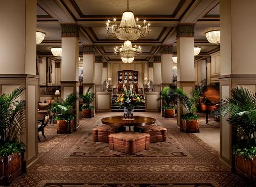 Francis Marion Hotel - Charleston - Lobby