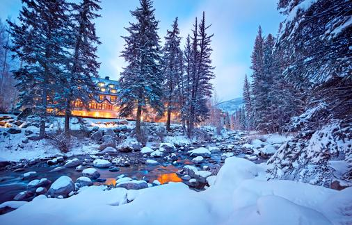 Hotel Talisa, A Luxury Collection Resort, Vail - Vail - Outdoor view