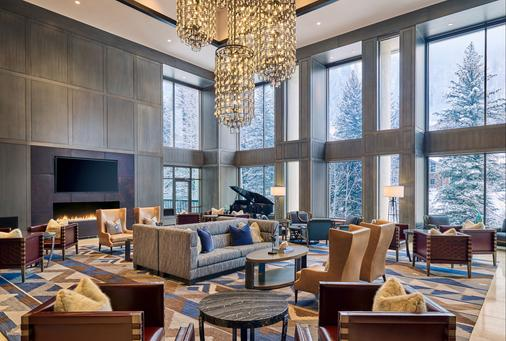 Hotel Talisa, A Luxury Collection Resort, Vail - Vail - Lounge