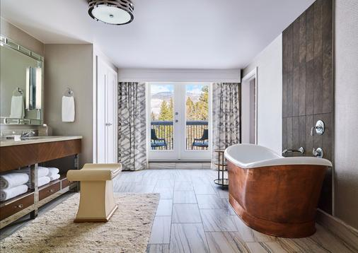 Hotel Talisa, A Luxury Collection Resort, Vail - Vail - Bathroom