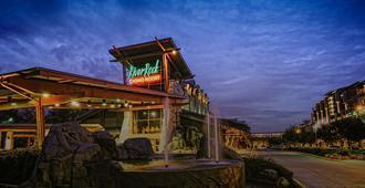River Rock Casino Resort - Richmond - Building