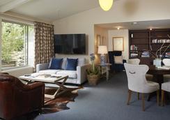 Raetihi Lodge - Raetihi (Marlborough) - Lounge
