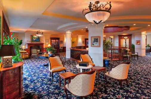 French Quarter Inn - Charleston - Lobby