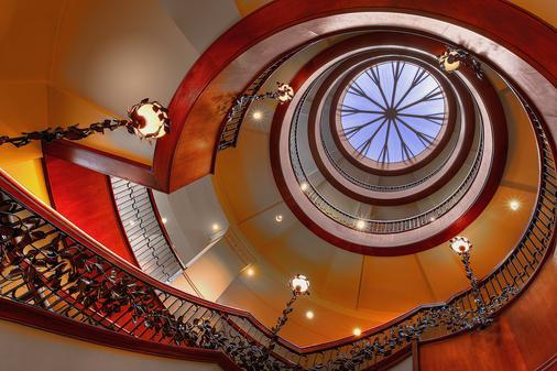 French Quarter Inn - Charleston - Stairs