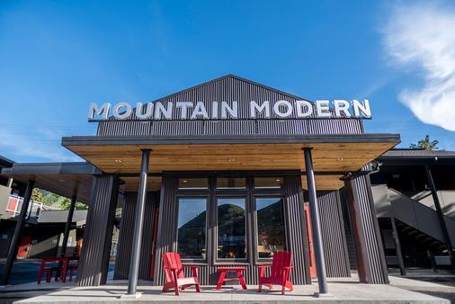 Mountain Modern Motel - Jackson - Building