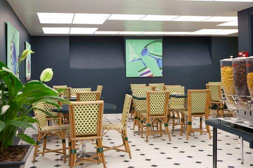 Hotel Montparnasse Alesia - Paris - Dining room