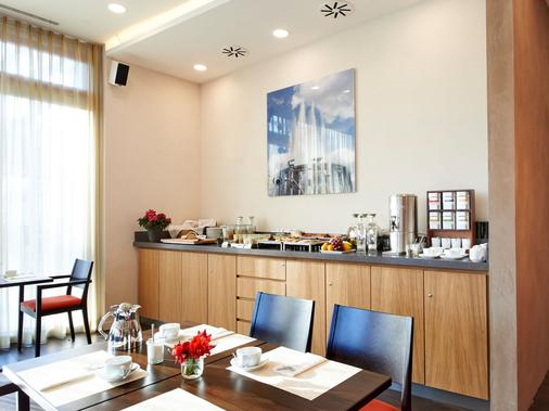 Flottwell Berlin Hotel & Residenz am Park - Berlin - Buffet