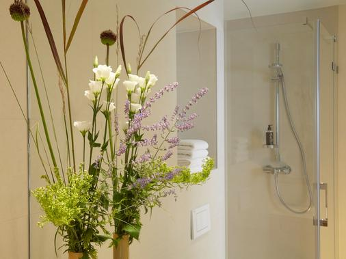 Flottwell Berlin Hotel & Residenz am Park - Berlin - Bathroom