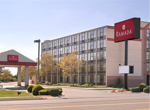 Ramada West Atlantic City - Atlantic City - Building