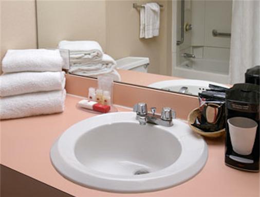 Ramada West Atlantic City - Atlantic City - Bathroom