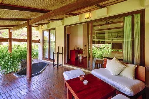 Chen Sea Resort & Spa - Phu Quoc - Patio